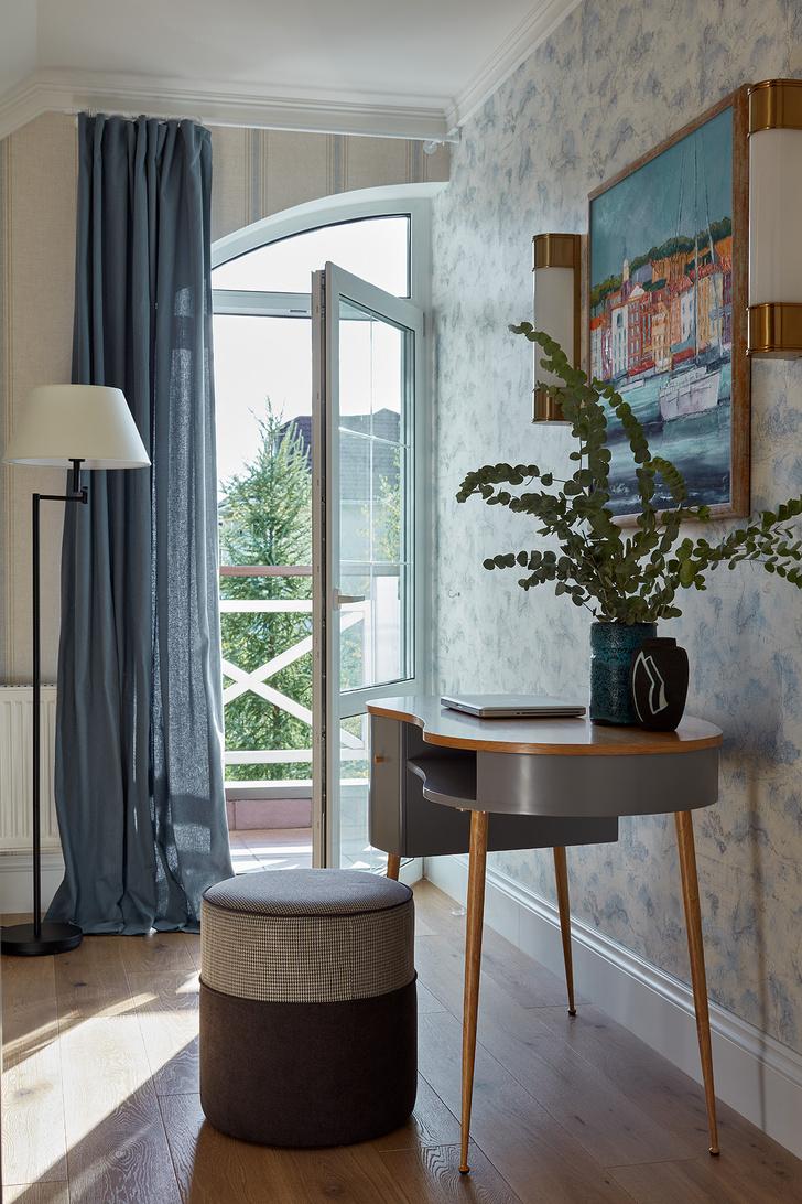 Фото №14 - Уютный и светлый: дуплекс 250 м² на две семьи