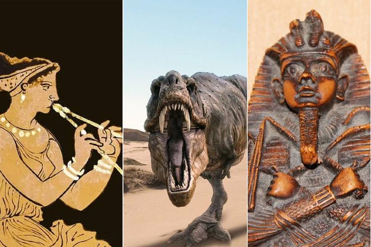 Фото №1 - Семь очень древних звуков, которые удалось воссоздать ученым