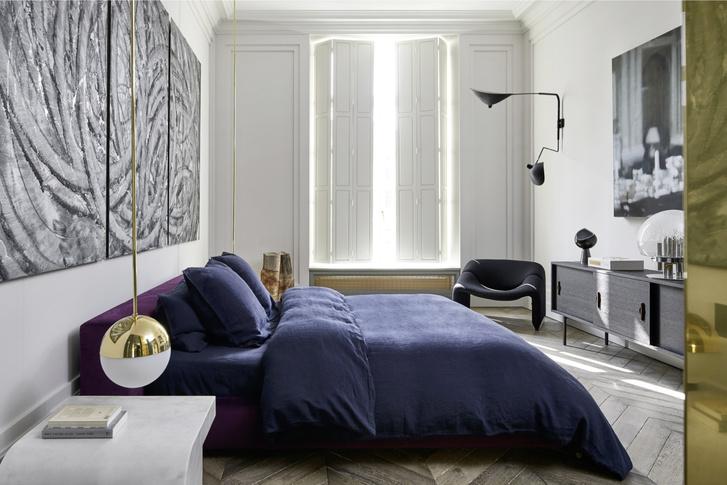 Фото №13 - Квартира в Париже по дизайну Humbert & Poyet