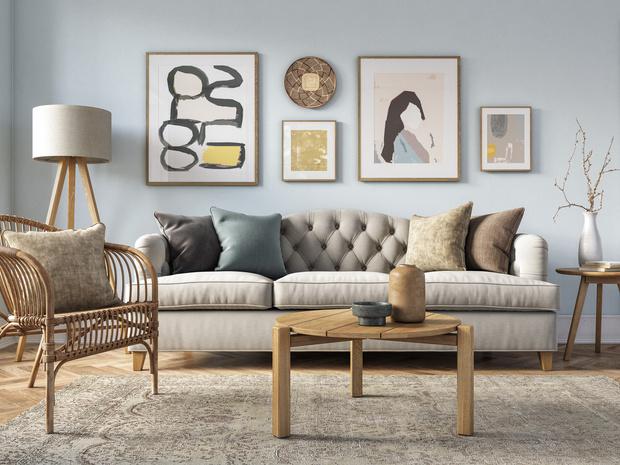 Фото №2 - Стиль бохо в интерьере: как создать в квартире богемную обстановку