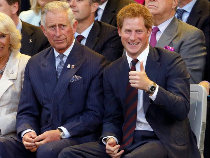 Фото №1 - Совсем не тиран: что Гарри говорил о Чарльзе до «Мегзита» и своего побега в Америку