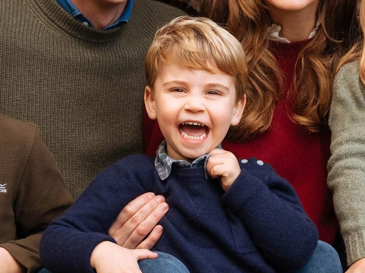 Фото №1 - Принц Луи Кембриджский: третий год в фотографиях