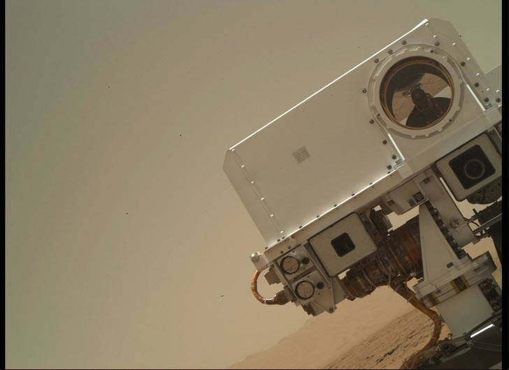 Фото №1 - Галерея: Марс от первого лица