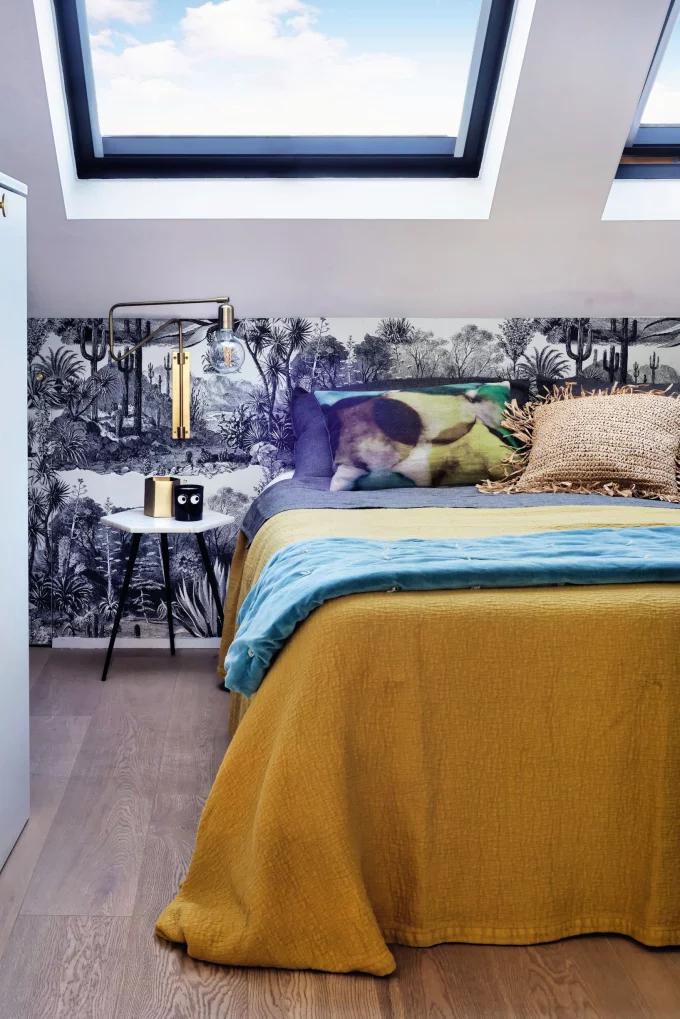 Фото №4 - Как увеличить комнату с помощью обоев: 5 идей