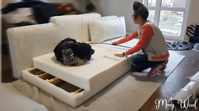 Фото №5 - «Делать мебель своими руками— это не какая-то сверхспособность»: как живет женщина-столяр в Подмосковье