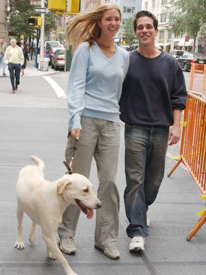 Фото №2 - Любимые мужчины «американской принцессы»: с кем встречалась Иванка Трамп до замужества