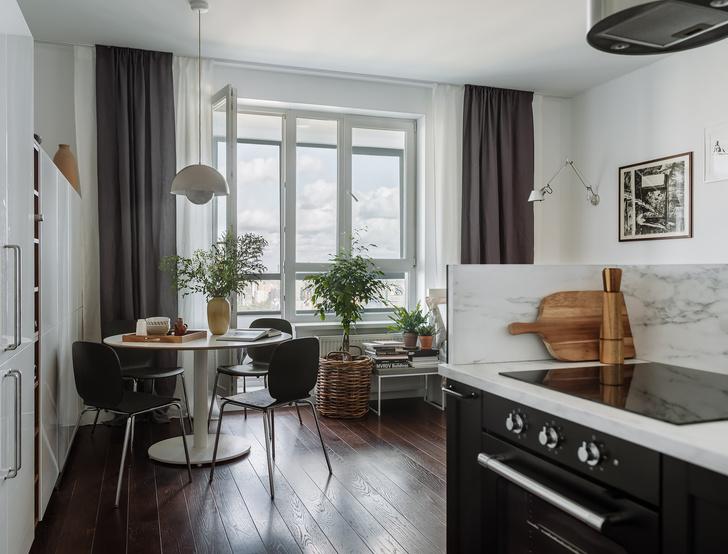 Фото №3 - Уютная квартира 35,7 м² в скандинавском стиле