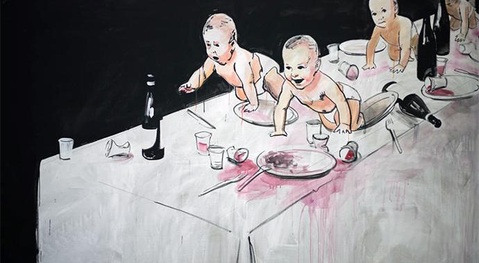 Выставка «Краснодарский феномен». Группа «Тихие»: искусство для людей