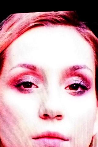 Фото №2 - Елена Крыгина рассказала воронежцам про новогодний макияж