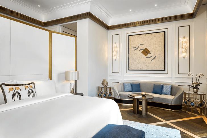 Фото №9 - Обновленный отель-дворец Matild Palace в Будапеште