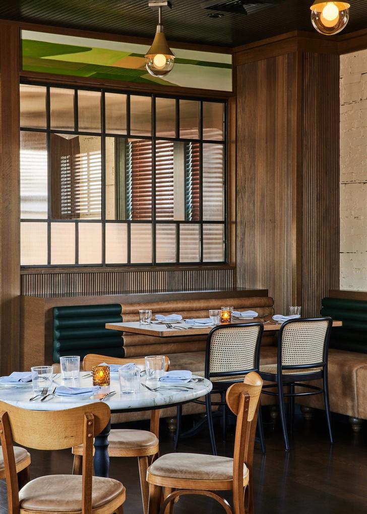 Фото №8 - Ресторан Harvey House на старой железнодорожной станции в Мэдисоне