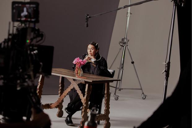 Фото №6 - Гардероб аристократии: H&M выпустит совместную коллекцию с Simone Rocha