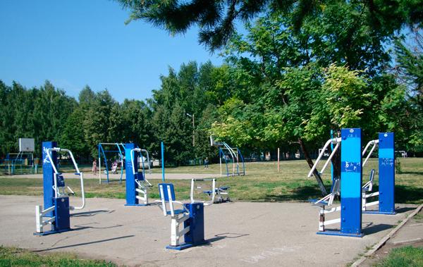 Фото №1 - Где в Ульяновске заняться спортом бесплатно