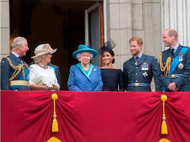 Фото №4 - Самый большой страх принца Уильяма после интервью Сассекских