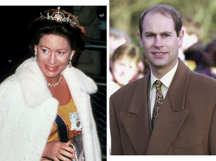Фото №1 - Племянник-соперник: что принцесса Маргарет не поделила с принцем Эдвардом