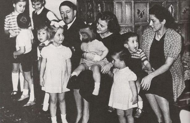 Что известно о детях Гитлера