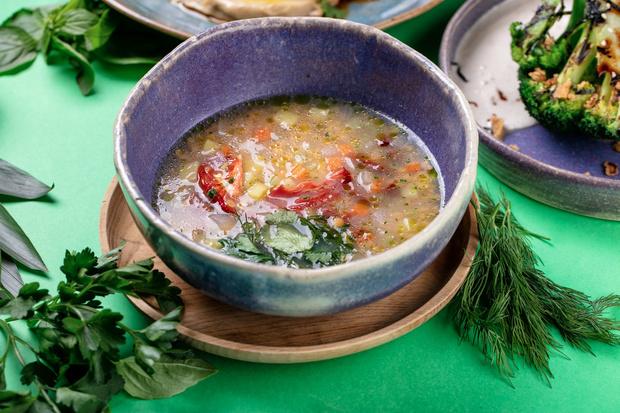 Фото №4 - 5 рецептов вкусных постных супов