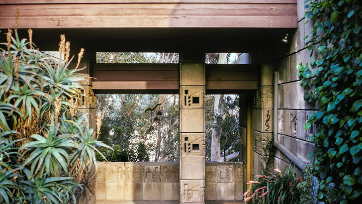 Фото №3 - В Калифорнии продается дом Фрэнка Ллойда Райта