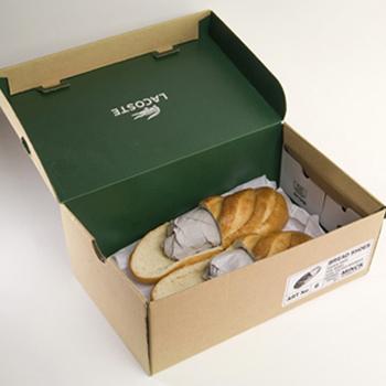 Фото №4 - Оригинальная обувь из хлеба