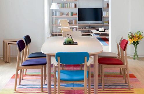 столовая группа, обеденный стол, модный дизайн, дизайн столовой, мебель для столовой, стулья