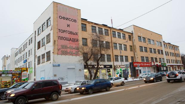 Фото №1 - Конструктивистское здание на Декабристов, которое начали сносить, оказалось памятником