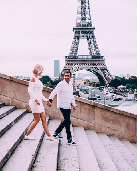 Фото №3 - Свадьба в масках: как россиянка вышла замуж за француза в разгар пандемии