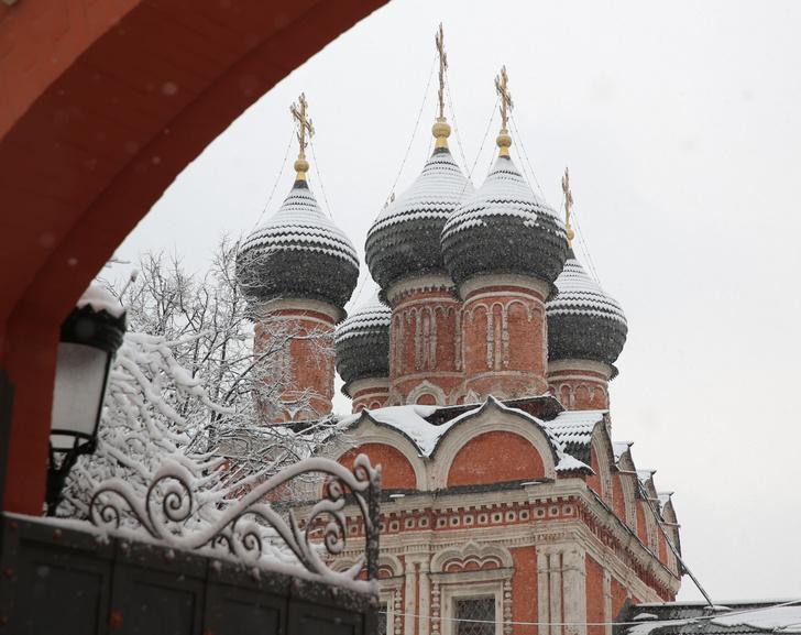 Фото №1 - Архитектурные прогулки: Цветной бульвар, Пушкинская, Петровка