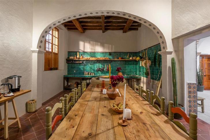 Фото №3 - Отель в здании XVI века в Мексике