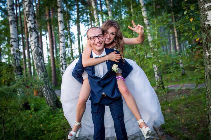 Фото №28 - Где найти мужа: 10 историй любви от сибирячек