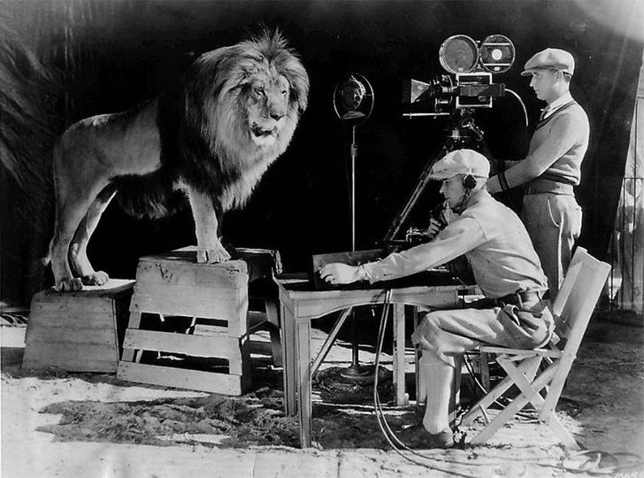 Фото №17 - Истории самых знаменитых заставок киностудий