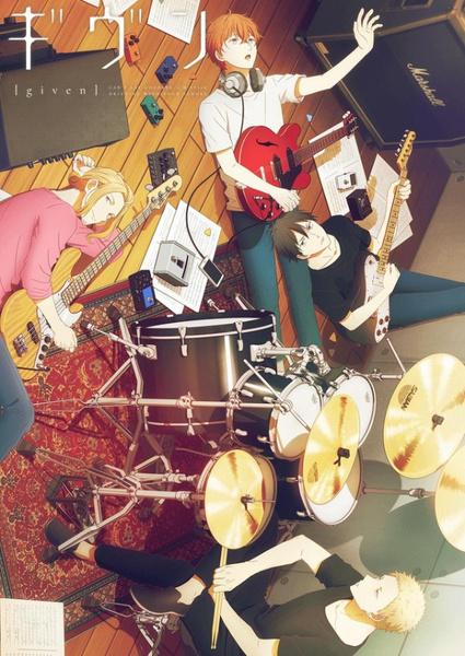 Фото №1 - Аниме про любовь красивых мальчиков 💕