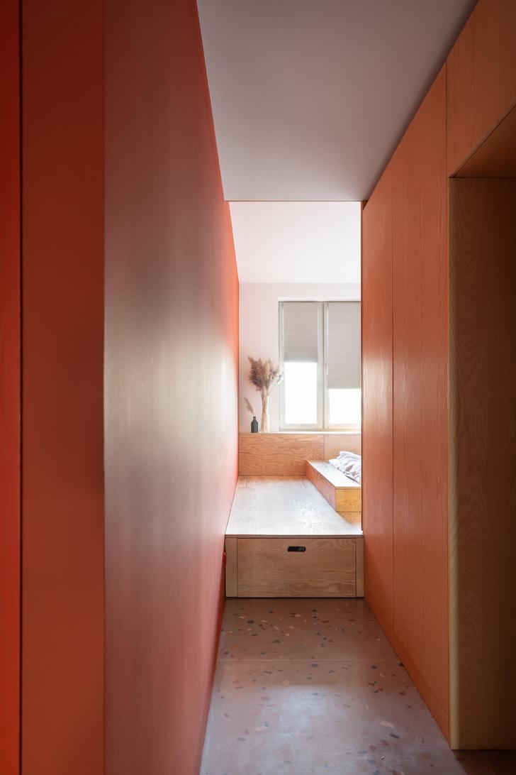 Фото №6 - Яркая квартира 70 м² для молодой пары в Москве