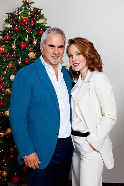 Фото №1 - Альбина Джанабаева и Валерий Меладзе: «В Новый год звоним друг другу»
