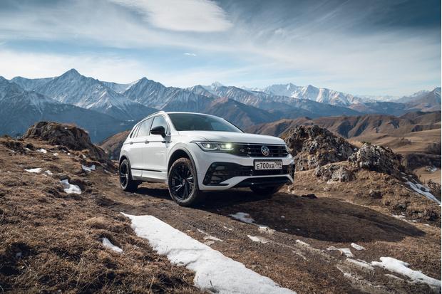 Фото №1 - Volkswagen объявляет о начале продаж нового кроссовера Tiguan
