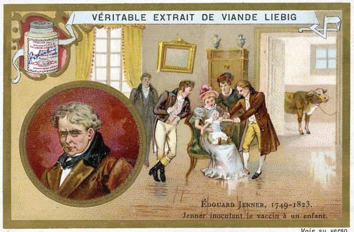 Фото №1 - «Рога и хвост не вырастут»: как в России пропагандировали вакцинацию 200 лет назад