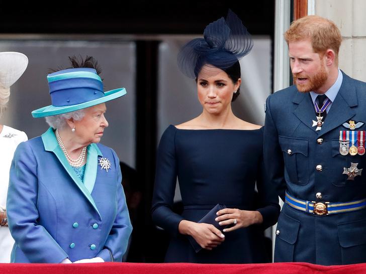 Фото №2 - В сухом остатке: какой титул будет у Меган, если она перестанет быть герцогиней