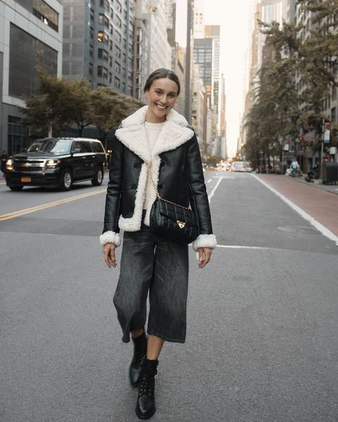Фото №9 - С чем носить базовый джемпер: примеры стильных образов