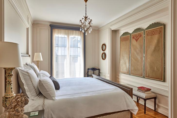 Фото №10 - Парижская квартира с видом на Лувр