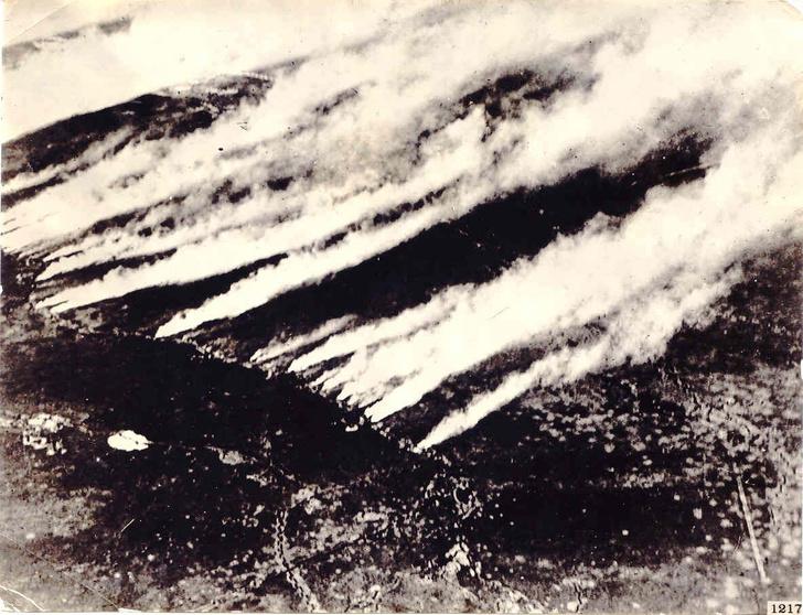 Фото №4 - «Здесь плохо пахнет…»: где и когда человечество применяло химическое оружие