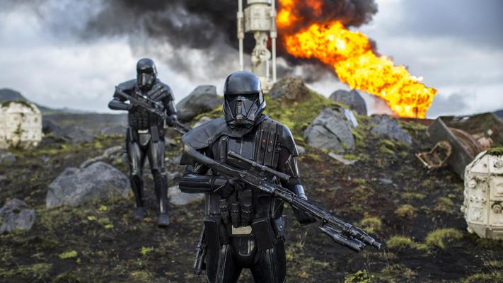 Фото №1 - Quiz: Кто из героев «Звездных Войн» произнес эту фразу?
