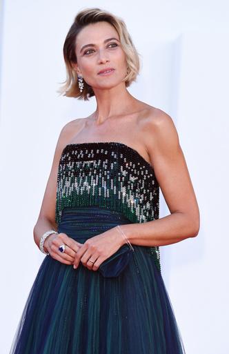 Фото №23 - Венецианский кинофестиваль 2020: лучшие образы церемонии открытия