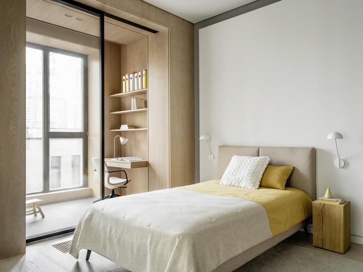 Фото №6 - Светлый, воздушный интерьер квартиры 142 м² в Москве