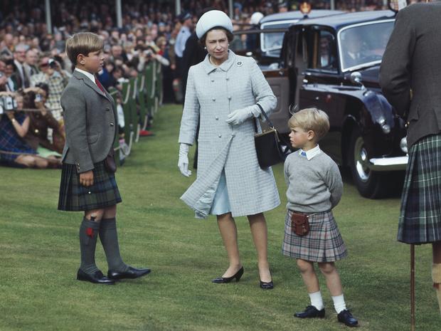 Фото №1 - Два главных (и очень строгих) правила при выборе имени детей королевской семьи