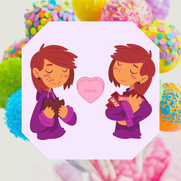 Фото №1 - Тест: Карамель с каким вкусом подходит тебе по характеру? 🍭
