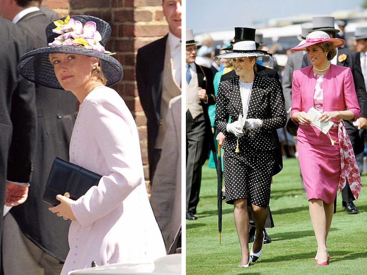 Фото №1 - Невестки Ее Величества: почему Королева была с самого начала уверена в Софи (а в Диане и Саре Фергюсон— нет)