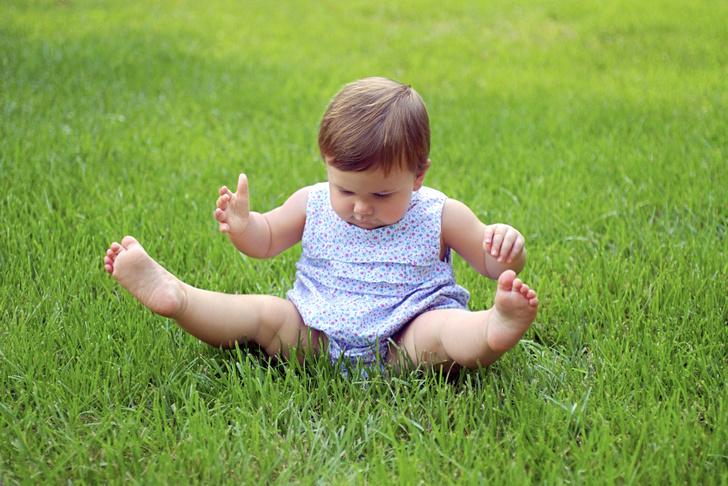 можно ли ребенку ходить босиком