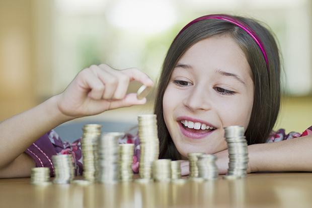 Фото №1 - Карманные деньги у детей: сколько, когда и зачем
