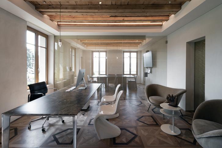 Фото №8 - Новая штаб-квартира WBSC в Лозанне