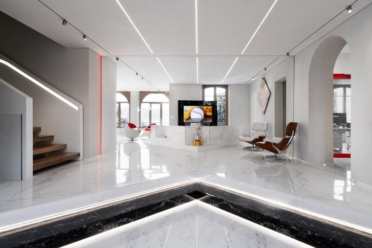 Фото №7 - Новая штаб-квартира WBSC в Лозанне