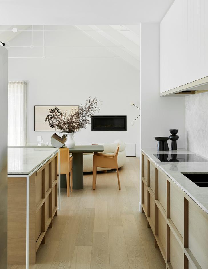 Фото №6 - Дом в светлых тонах в Австралии